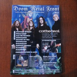 "DOOM METAL FRONT ""Issue 11"" 2014"