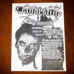 "CLANDESTINE ""Issue 3"""