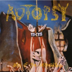 AUTOPSY - Acts Of The Unspeakable (Digipack CD)