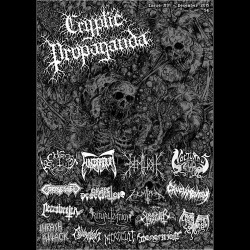 "CRYPTIC PROPAGANDA ""Issue 1"""