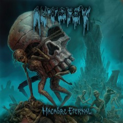 AUTOPSY - Macabre Eternal (Slipcase CD)