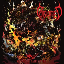 POISONED - Beyond The Gates Of Fire (CD)
