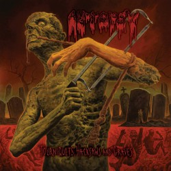 AUTOPSY - Tourniquets, Hacksaws And Graves (Slipcase CD)
