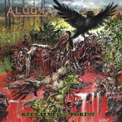 ALGOMA - Reclaimed By The Forest (CD)
