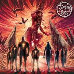 BLEEDING GODS - Shepherd Of Souls (CD)