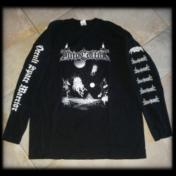 INTO COFFIN - Into A Pyramid Of Doom (LongSleeve)