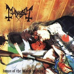 MAYHEM - Dawn Of The Black Hearts (Digipack CD)