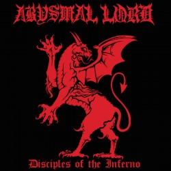 ABYSMAL LORD - Disciples Of The Inferno (LP)