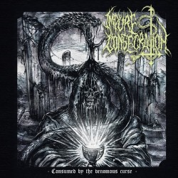 IMPURE CONSECRATION - Consumed By The Venomous Curse (MCD)