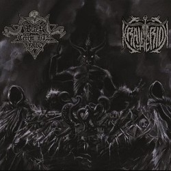 KRATHERION/BLACK CEREMONIAL KULT - Split (Slipcase CD)