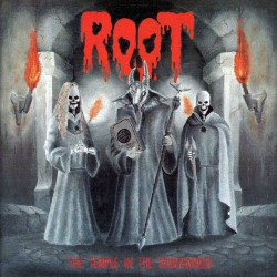 ROOT - The Temple In The Underworld (CD)