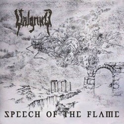 VALGRIND - Speech Of The Flame (CD)