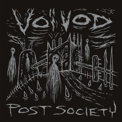 VOIVOD - Post Society (Digipack MCD)