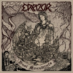 ERAZOR - Dust Monuments (LP)