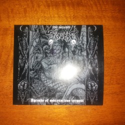 THE SATAN'S SCOURGE - Threads Of Subconscious Torment (Digipack CD)