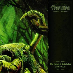 ERUCTATION - The Fumes Of Putrefaction (CD)