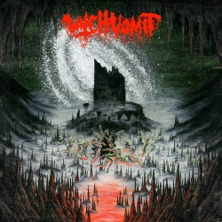 WITCH VOMIT - A Scream From The Tomb Below (CD)