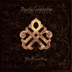 MOURNFUL CONGREGATION - The Book Of Kings  (CD)
