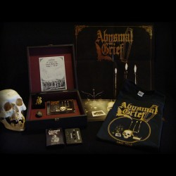 ABYSMAL GRIEF - 20th Anniversary Box (WOODEN BOX)