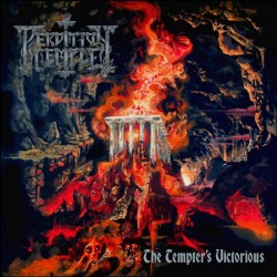 PERDITION TEMPLE - The Tempter's Victorious (CD)
