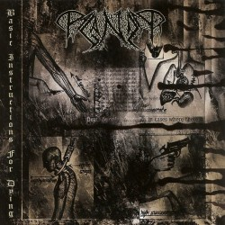 PAGANIZER - Basic Instruction For Dying (CD)