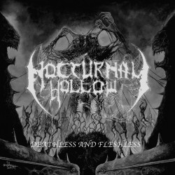 NOCTURNAL HOLLOW - Deathless And Fleshless (CD)