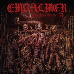EMBALMER - Emanations From The Crypt (CD)