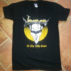 VENOM - At War With Satan (T-SHIRT)