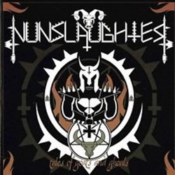 NUNSLAUGHTER - Tales Of Goats And Ghouls (DCD)