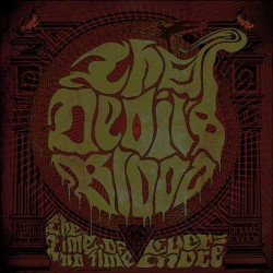 THE DEVIL'S BLOOD - The Time Of No Time Evermore (DigiBook CD)