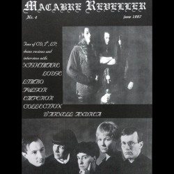 "MACABRE REVELLER ""Issue 4"""