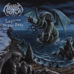 ARKHAM WITCH - Legions Of The Deep (CD)