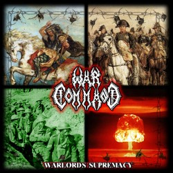 WAR COMMAND - Warlords Supremacy (CD)