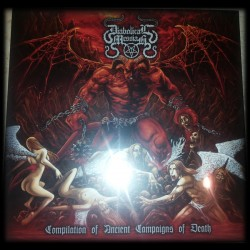 DIABOLICAL MESSIAH - Compilation Of Ancient Campaigns of Death (LP)