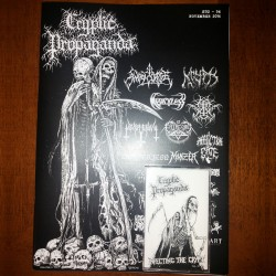 "CRYPTIC PROPAGANDA ""Issue 2"" + ""Infecting The Crypt"" (TAPE)"
