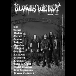 "SLOWLY WE ROT ""Issue 8"" (Fanzine)"