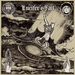LUCIFER'S FALL - Cursed and Damned (CD)