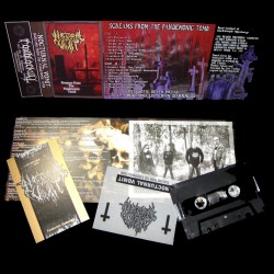 NOCTURNAL VOMIT - Screams From The Pandemonic Tomb (TAPE)