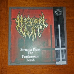 NOCTURNAL VOMIT - Screams From The Pandemonic Tomb (Giant Digipack CD)
