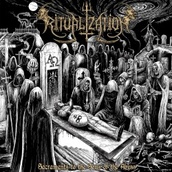 RITUALIZATION - Sacraments To The Sons Of The Abyss (CD)