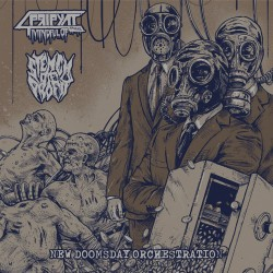 MINDFUL OF PRIPYAT/STENCH OF PROFIT - New Doomsday Orchestration (CD)