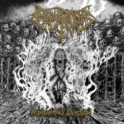 EKPYROSIS - Asphyxiating Devotion (CD)