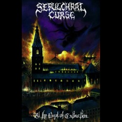 SEPULCHRAL CURSE - At The Onset Of Extinction (TAPE)