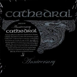 CATHEDRAL - Anniversary (Box DCD)