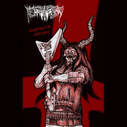 TERRORSAW - Slaughtering At The Devil's Speed (TAPE)