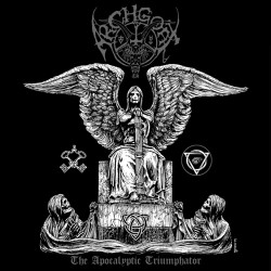 ARCHGOAT - The Apocalyptic Triumphator (CD)