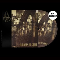 AT THE GATES - Gardens Of Grief  (Picture LP with Sleeve)