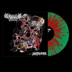 CRYPTIC BROOD - Brain Eater (LP SPLATTER)