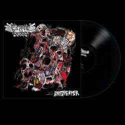 CRYPTIC BROOD - Brain Eater (LP BLACK)
