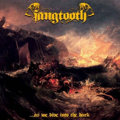 FANGTOOTH - ...As we Dive Into the Dark (LP)